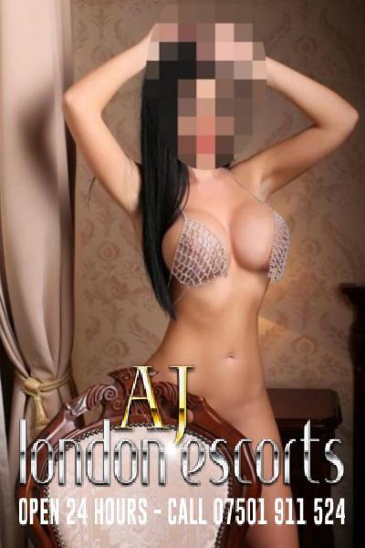 Alexandra from AJ London Escorts