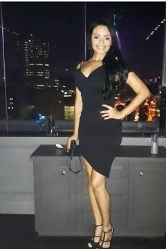 Daniella from Vixens London Escorts