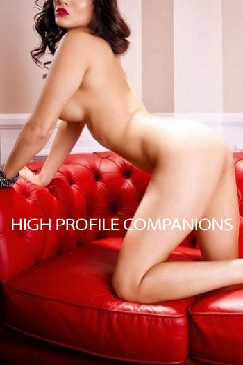 Amirah from High Profile Companions