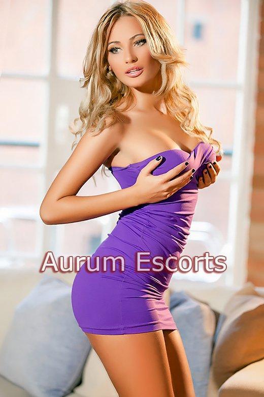 Agnes from Aurum Girls Escorts