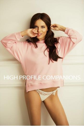 Regina from High Profile Companions