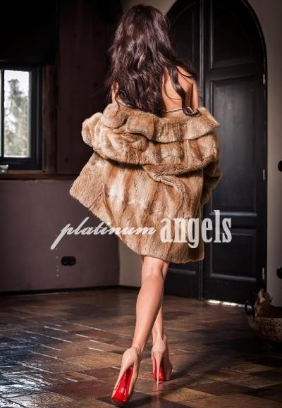 Belle from Platinum Angels Escort