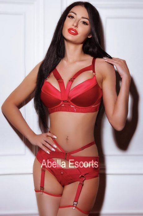 Chanel from AJ London Escorts