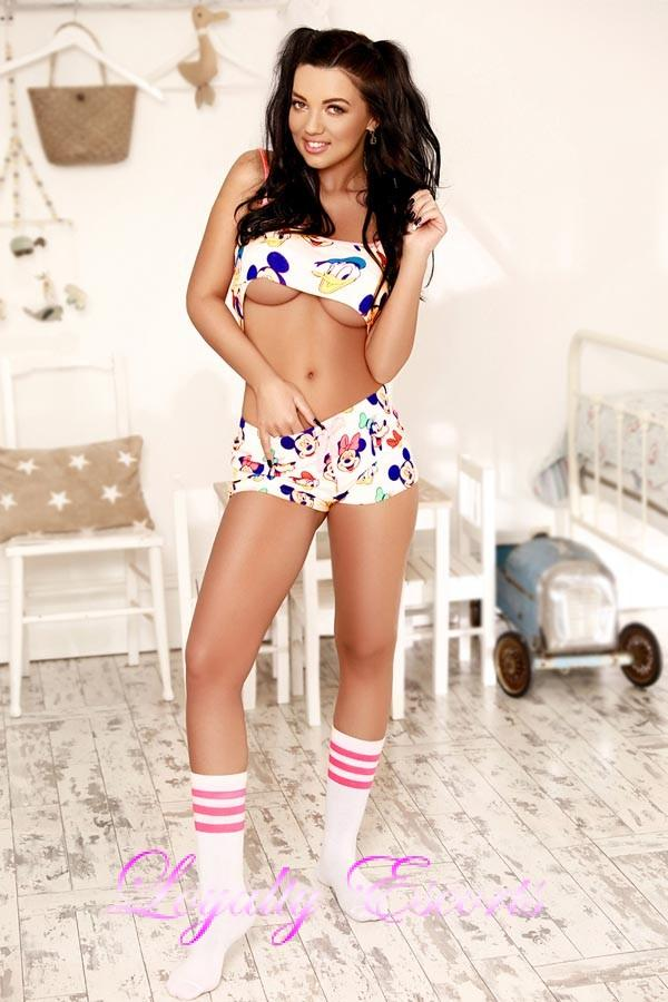Alanis from Loyalty Escorts