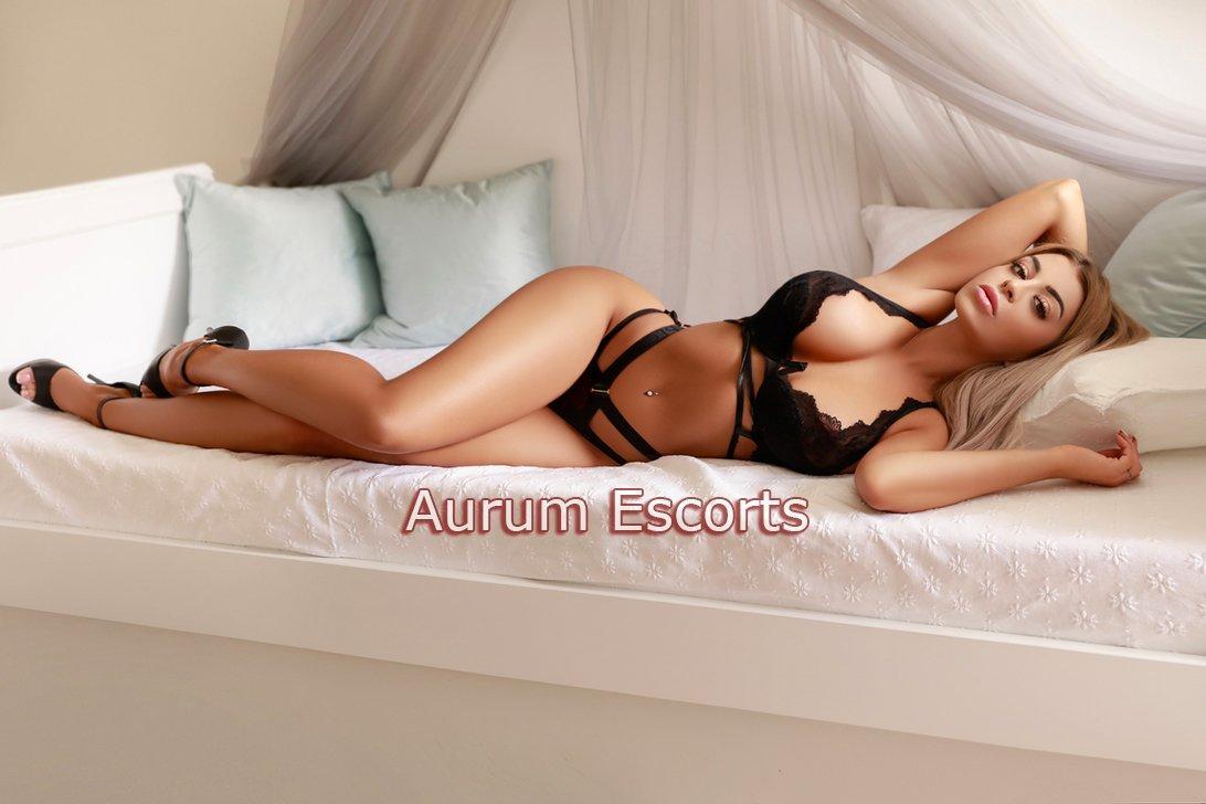 Contstance from Aurum Girls Escorts