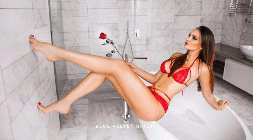 Katerina from Blue Velvet Girls