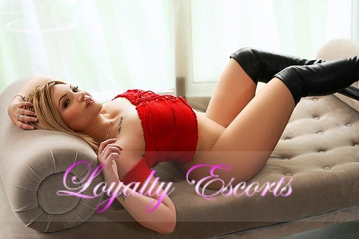 Candy from Loyalty Escorts