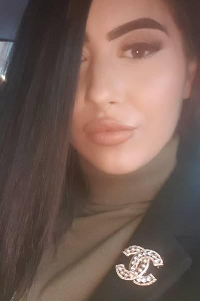 Fernanda from London Escorts VIP