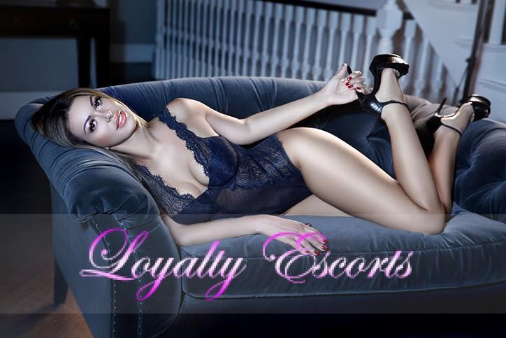 Thalita from Loyalty Escorts