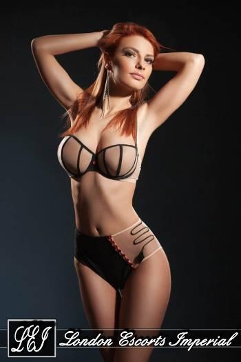 Julia from London Escorts VIP