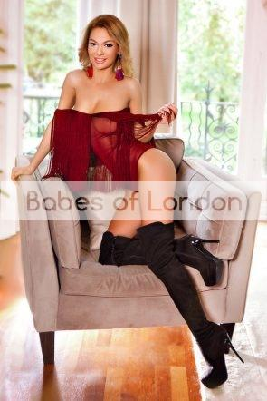 Mimi from Babes of London Escorts