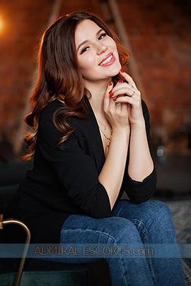 Anastasia from Topsecret Escorts