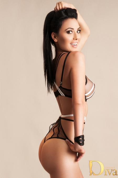 Flavia from VIP Pleasure Girls