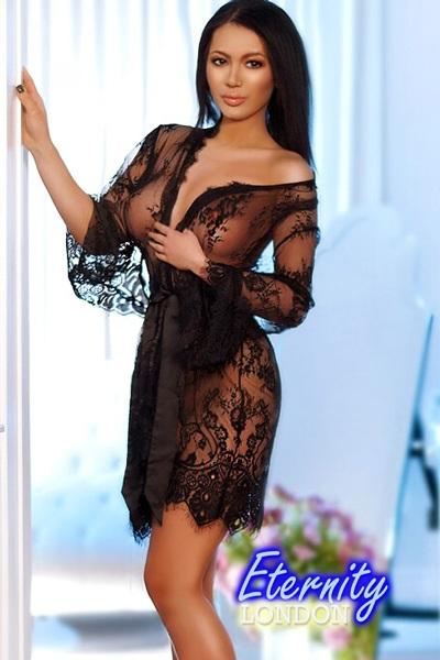 Victoria from London Escorts VIP