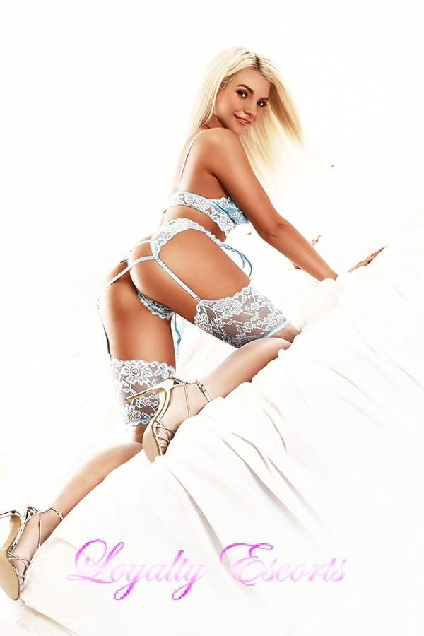 Ivy from Loyalty Escorts
