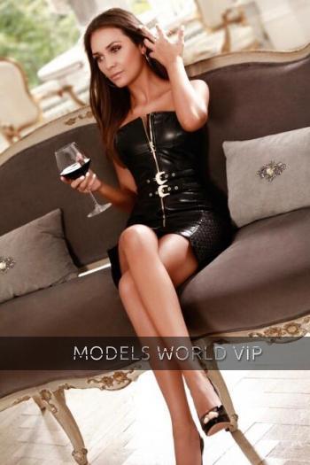 Leila from Models World VIP