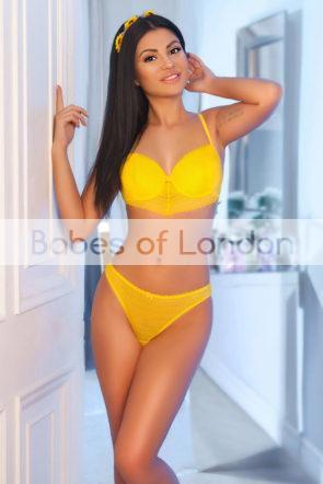 Amelia from London Escorts VIP