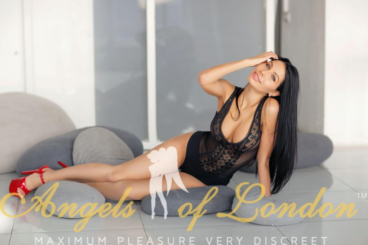 Kanika from Angels of London