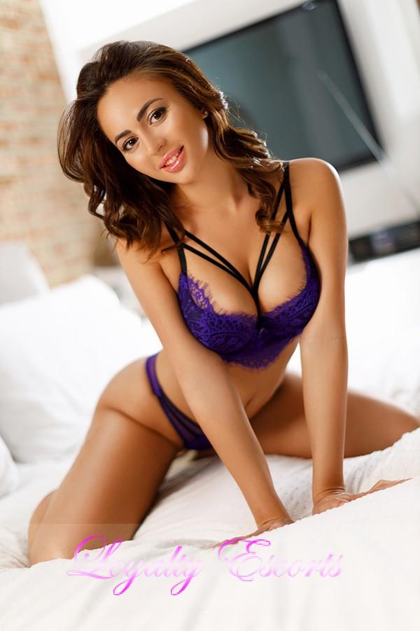 Raina from Loyalty Escorts