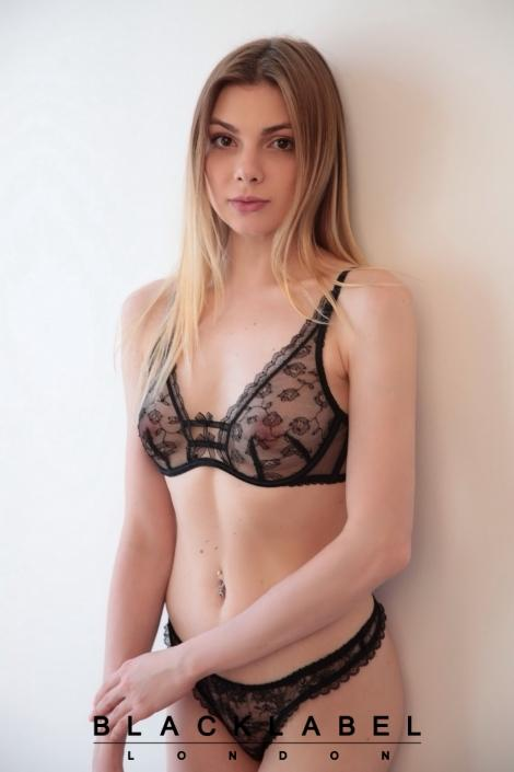 Angelina from Black Label London
