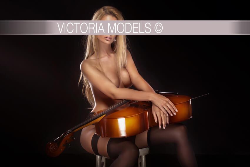 Carmen from Victoria Models