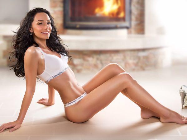 Chrissy from Casino London Models