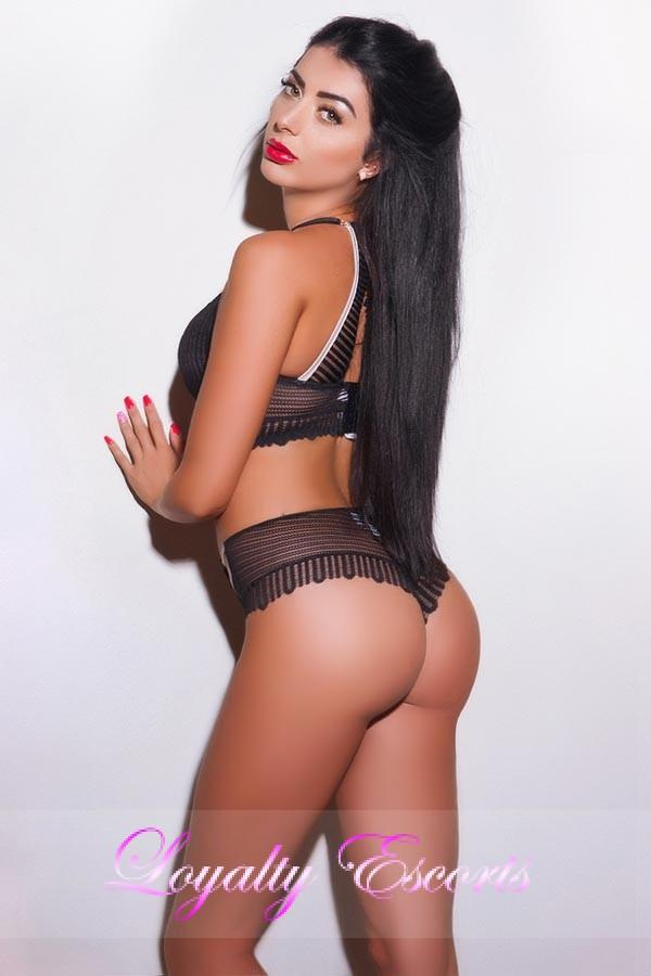 Kriss from Loyalty Escorts