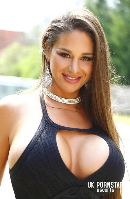 Cathy Heaven from UK Pornstar Escorts