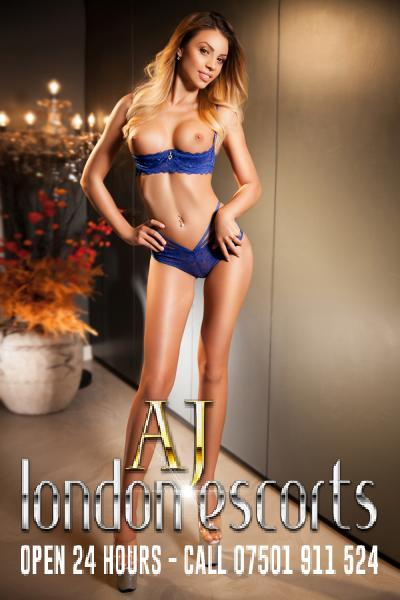 Annissia from AJ London Escorts