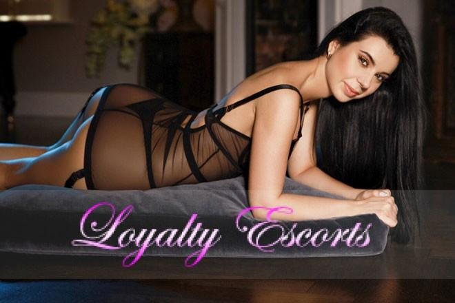 Paulette from Loyalty Escorts