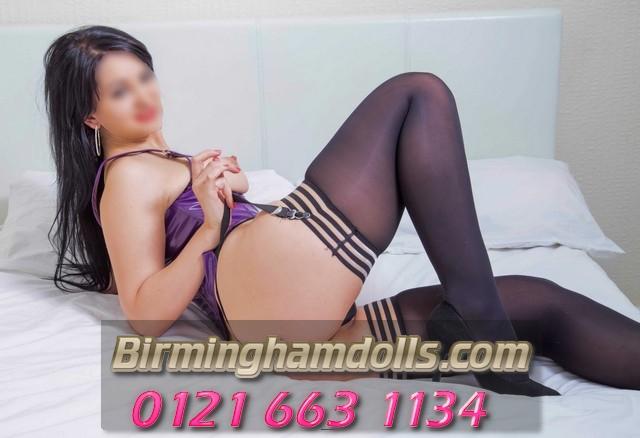 Natalie from Birmingham Dolls Escorts