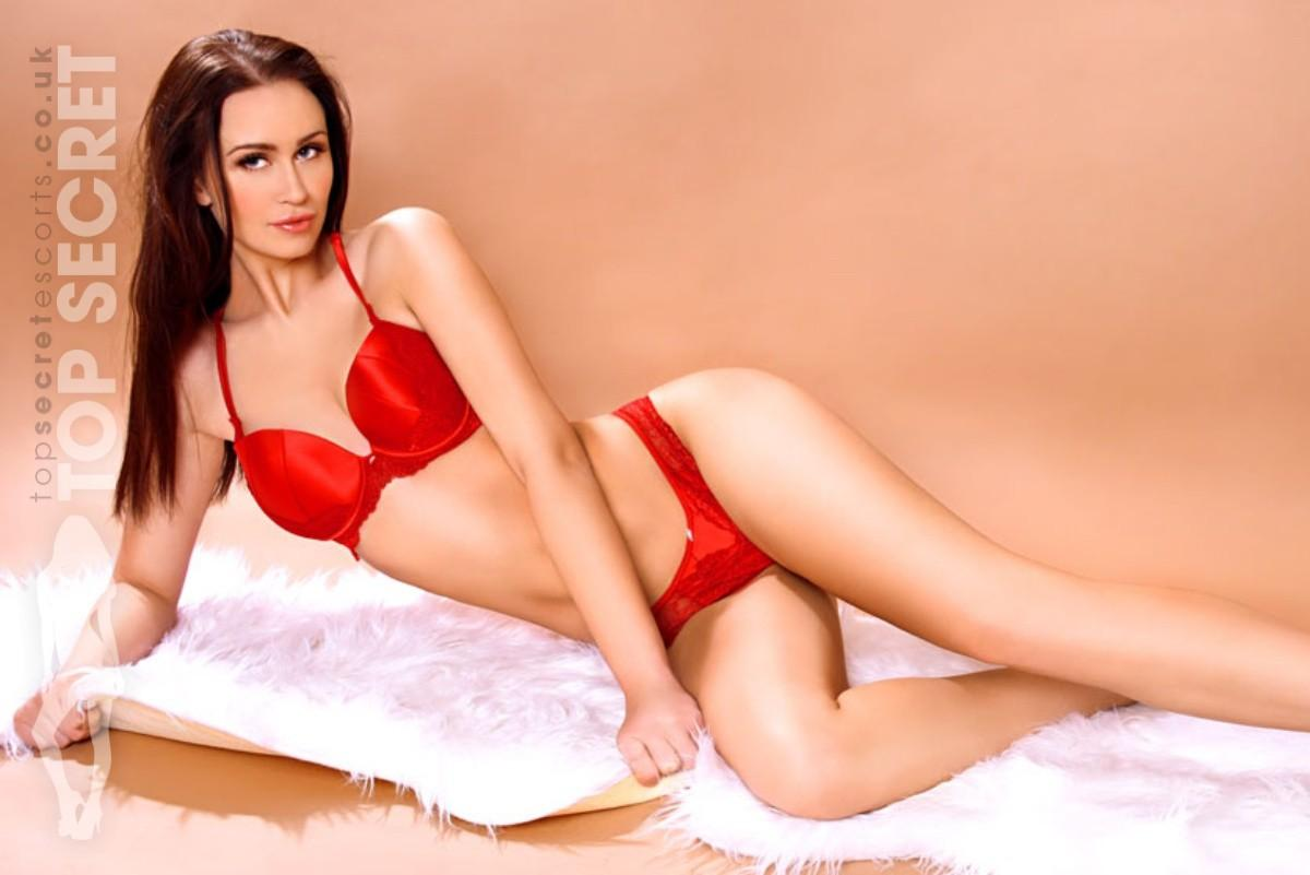 Olya from Topsecret Escorts