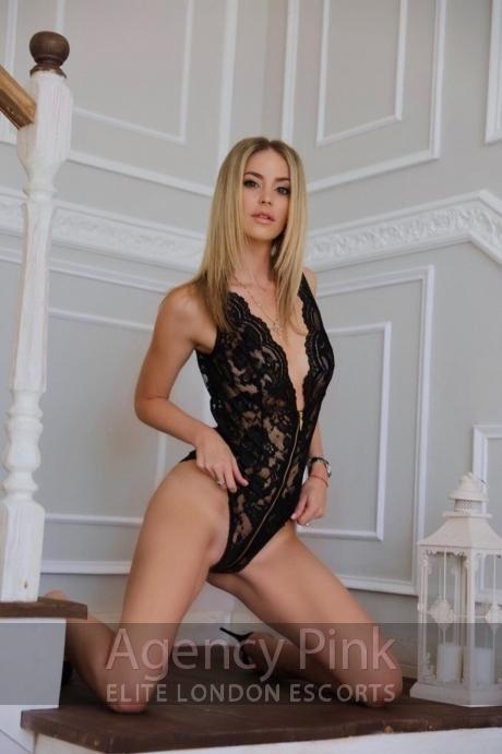 Grace from London Escorts VIP