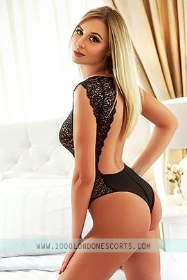 Evelyn from 1000 London Escorts