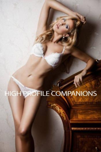 Amanda from High Profile Companions